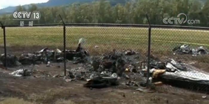 美國夏威夷小型飛機墜毀致11人死亡 無幸存者