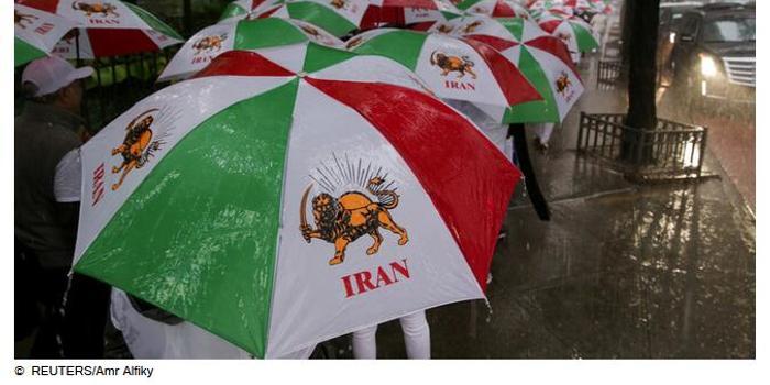 民調:僅不到四分之一的美國人希望軍事打擊伊朗