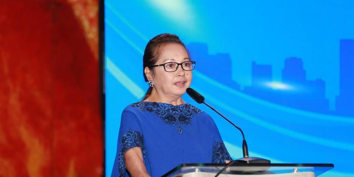 """申博官網_菲前總統:稱一帶一路為""""全球化2.0""""是恰當的"""