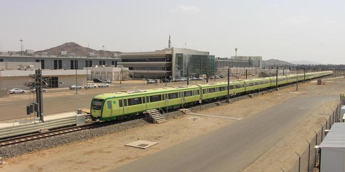 中國鐵建正式開始沙特麥加輕軌朝覲運營