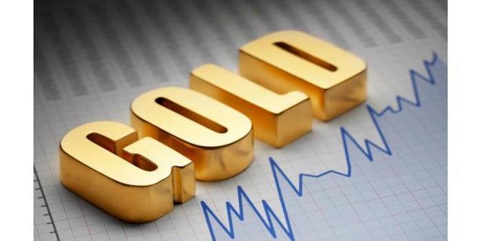 貿易緊張局勢降溫 期金走低近30美元回吐日內漲幅