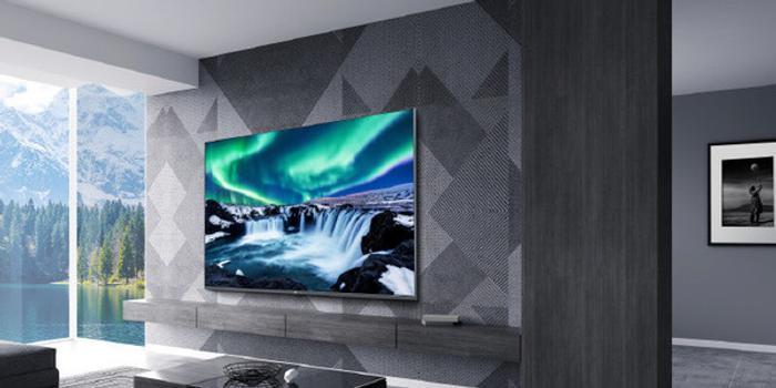 小米全面屏電視Pro渲染圖放出 超窄金屬邊框