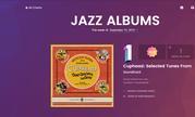 《茶杯头》黑胶原声唱片夺Billboard爵士榜冠军