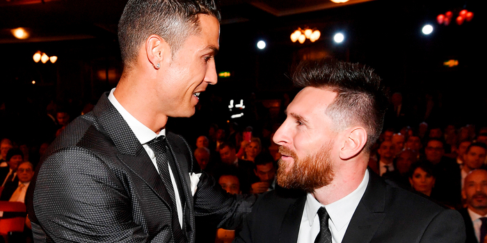 C羅:我和梅西的競爭讓我成為了更好的球員