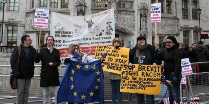 俄常駐歐盟代表:脫歐問題不會隨脫歐而真正結束