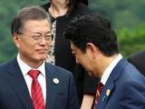你閉嘴:文在寅講話被日本粗暴打斷 外交失禮實屬罕見