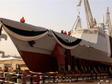 巴方第四艘濒海战斗舰下水,换装中国导弹,摇身一变成反舰利器