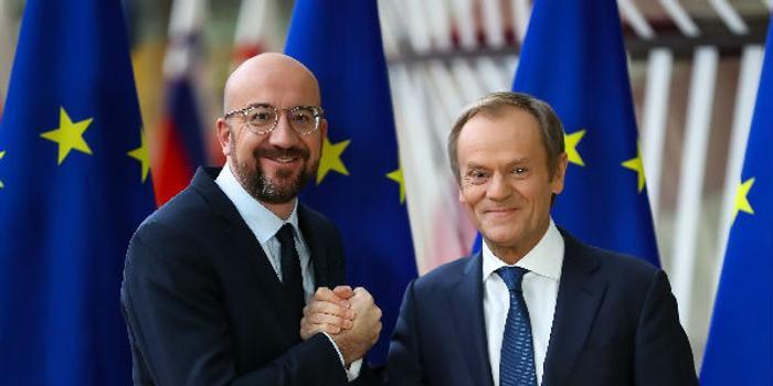 歐洲理事會主席圖斯克卸任后稱英脫歐是驚人錯誤