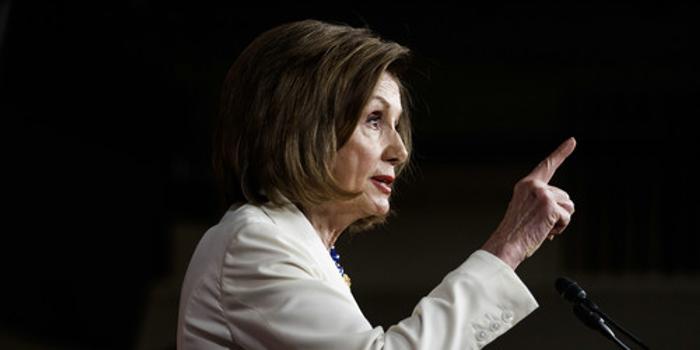 美媒稱彈劾案全由佩洛西掌控:民主黨人在等她發話