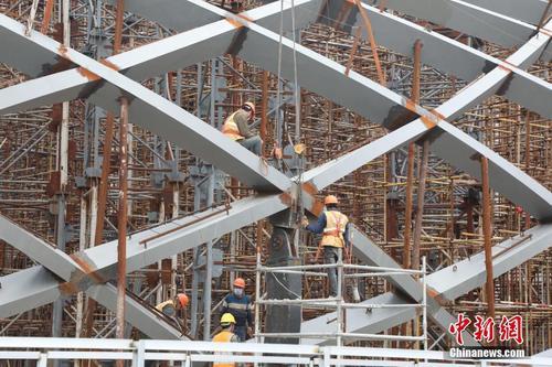 杭州亚运会在建场馆及举措措施项目有序复工