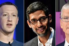 美国众议院裁定美国四大科技企业存在垄断行为