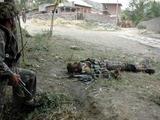 巴百余名突击队员,渗透印境内实施破坏活动?高级指挥官被打死?