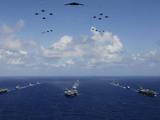 俄罗斯就造了几艘核潜艇,美国赶紧复活一支舰队,堵在它的家门口