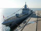 颜值高性能强 055大驱的舰炮远超美国同类武器