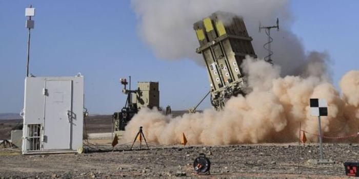 以色列改进型铁穹防空系统测试成功 提升反导能力