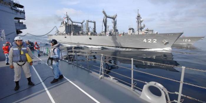 日本拟在中东设立补给基地 或借补给扩大势力范围
