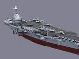 中国核动力航母,满载排水量将会达到11万吨?美军都无法比肩