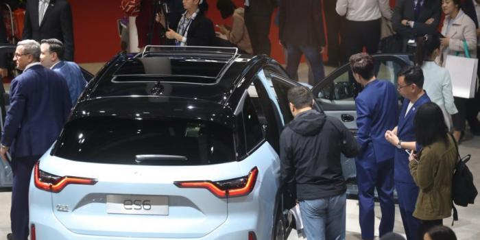 迎生死年?造車新勢力僅蔚來、威馬、小鵬年銷量過萬