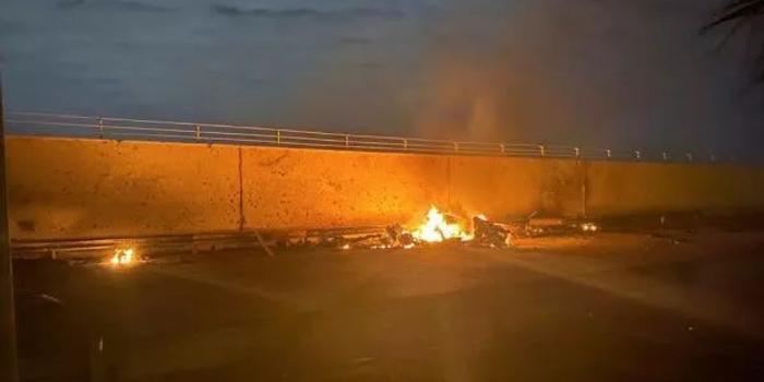 外媒:美炸死伊朗将军或引爆重大事件 引多方批评