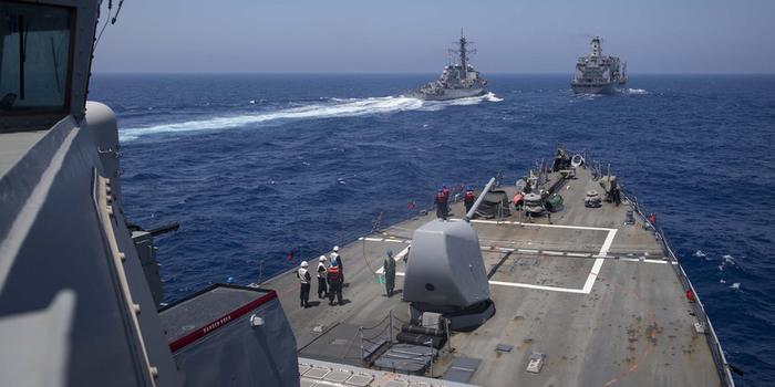 美海军第二舰队投入全面运行 首要目标为对抗俄罗斯