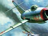 米格-15空中坦克:动力澎湃,坚固异常,中弹200发依然安全返航