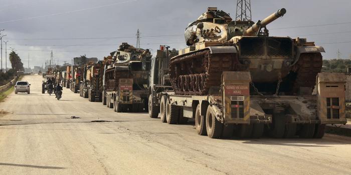 遭叙政府军炮击后 土耳其称将继续向叙利亚增兵