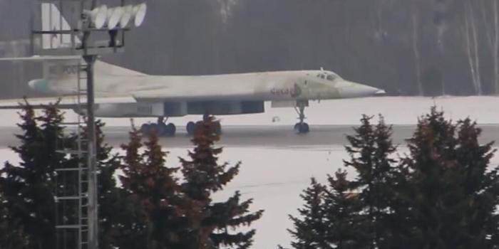 俄图160M轰炸机首飞 换新发动机航程增加1000公里