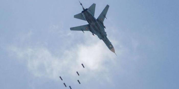 土空军击落2架叙军战机 叙军击落6架土无人机