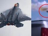 刚被中国雷达探测到,美军一架F22就意外坠毁,张召忠