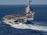 """美军为何将在""""福特""""号航母旁引爆炸药?美国人:这是美军最差武器"""