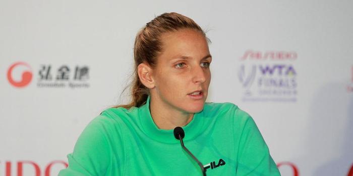 普娃談對手退賽:沒有太驚訝 她每一場都會傷停