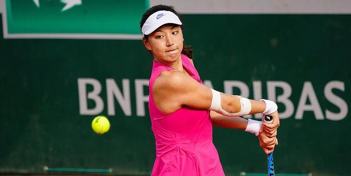 网球花王新宇:最重要的目的是保持健康