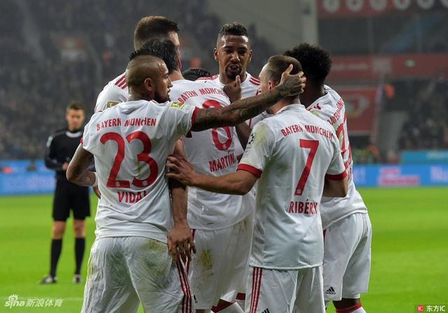 北京时间1月13号凌晨3点30,德甲第18轮,勒沃库森主场1-3不敌拜仁慕尼黑。