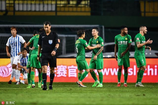 北京时间10月7日,中超联赛第25轮继续进行,广州富力主场迎战北京国安。