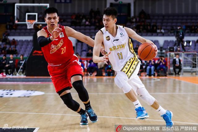 2018-2019赛季CBA联赛第9轮:北京北控102-113八一南昌。