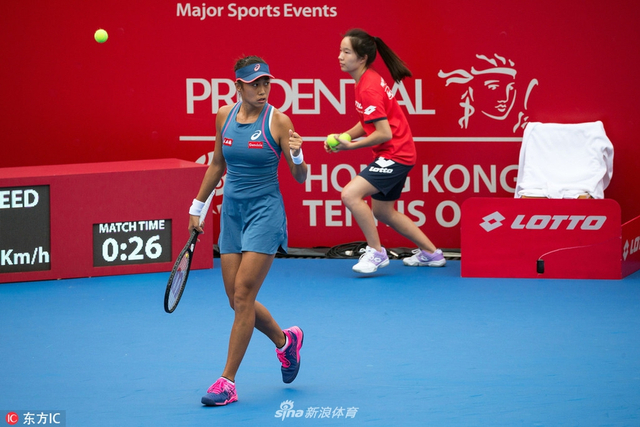 北京时间10月12日消息,2018年香港网球公开赛,中国选手张帅以6-1/6-3完胜7号种子加夫里洛娃,晋级四强。