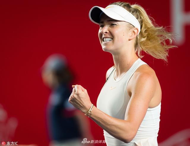 北京时间10月12日,香港赛,斯维托丽娜6-0/6-3横扫日比野菜绪,晋级八强。