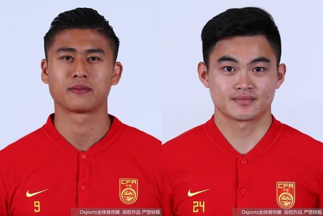 8月14日,中国U23男足将迎来亚运会的比赛,日前,球队大头照发布。