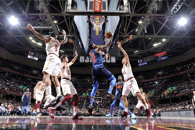 北京时间11月8日,NBA常规赛,骑士主场86-95不敌雷霆。