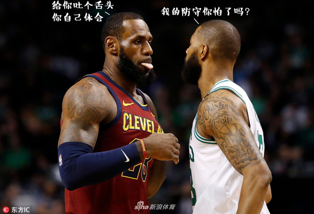 """绝杀、扣篮、盖帽……NBA球星们在球场上尽情释放着他们的激情和才华,但是,不管你多么牛X,总有那么一个瞬间,摄影师会让你""""美如画""""!NBA周周囧系列,带你回顾NBA赛场上那些囧照,享受比赛之余逗你开怀大笑。"""