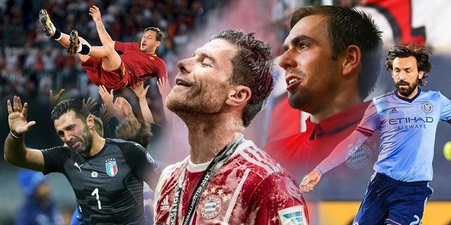 2017年行将结束,注定又到了一个离别的时刻。这一年我们见证了多位巨星与足球挥手作别,而世界杯预选赛的落幕也意味着不少名将将与明年的莫斯科缘悭一面,其中还有不少人也将就此脱下国家队战袍……