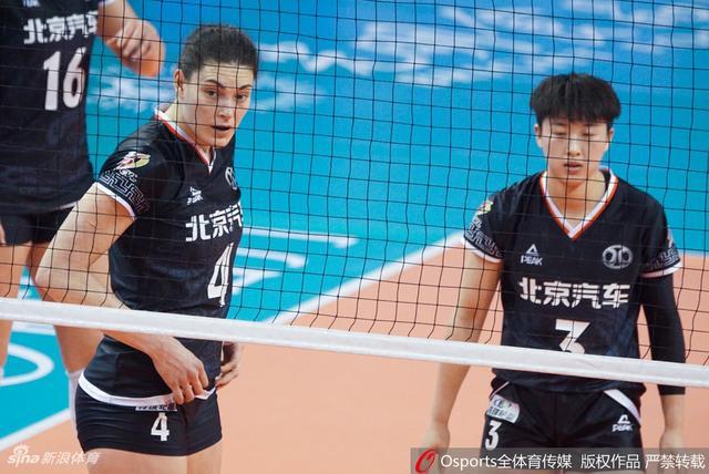 2019年1月12日,2018-2019赛季女排超级联赛第2阶段第12轮:上海女排vs北京女排。