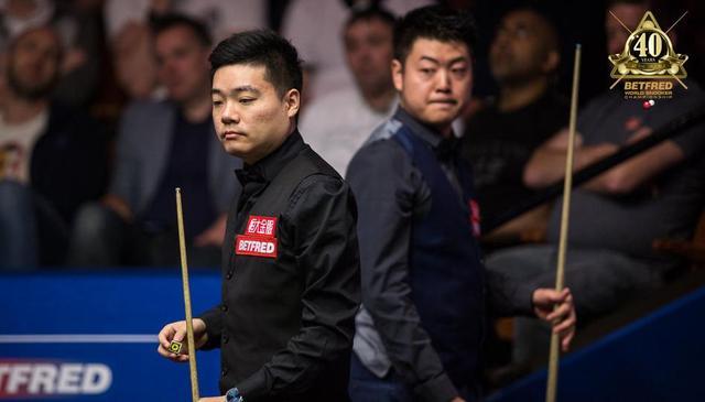 北京时间4月23日凌晨,斯诺克世锦赛中国德比,丁俊晖13-12险胜梁文博,晋级八强战奥沙利文。