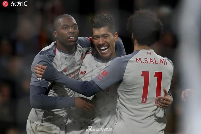 北京时间12月6日凌晨,英超第15轮,利物浦客场3-1逆转伯恩利。米尔纳破门,菲尔米诺替补建功。