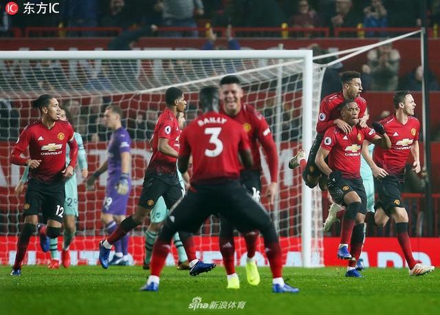 北京时间12月6日凌晨,英超第15轮一场重头戏,曼联主场2-2阿森纳。马夏尔、林加德两度为曼联扳平,德赫亚黄油手。