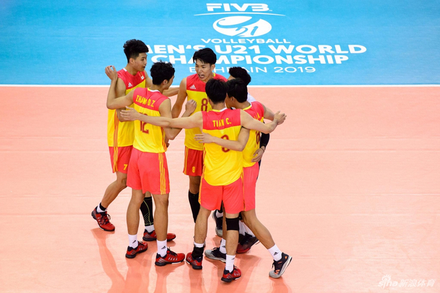 男排世青赛中国3-0完胜波多黎各 取得小组两连胜
