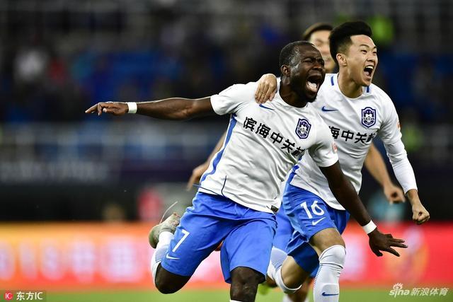 北京时间10月6日,中超联赛第25轮全面开战,天津泰达坐镇主场3-3战平长春亚泰,乔纳森和伊哈洛都梅开二度,阿奇姆彭补时绝平。