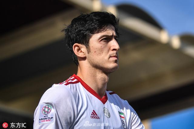 1月12日,2019年亚洲杯D组第二轮,伊朗2-0越南提前出线。