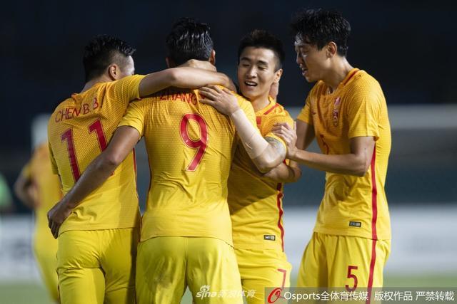 8月16日,亚运会男足小组赛C组第二轮,U23国足3-0击败叙利亚提前出线。