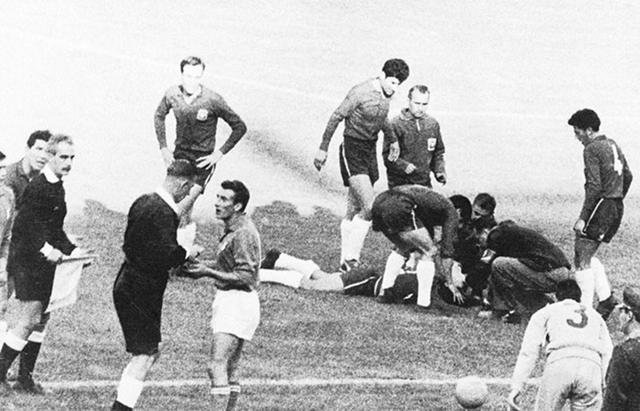 10 1962世界杯 圣地亚哥之乱